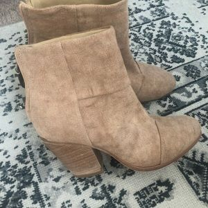 Rag and Bone linen bootie